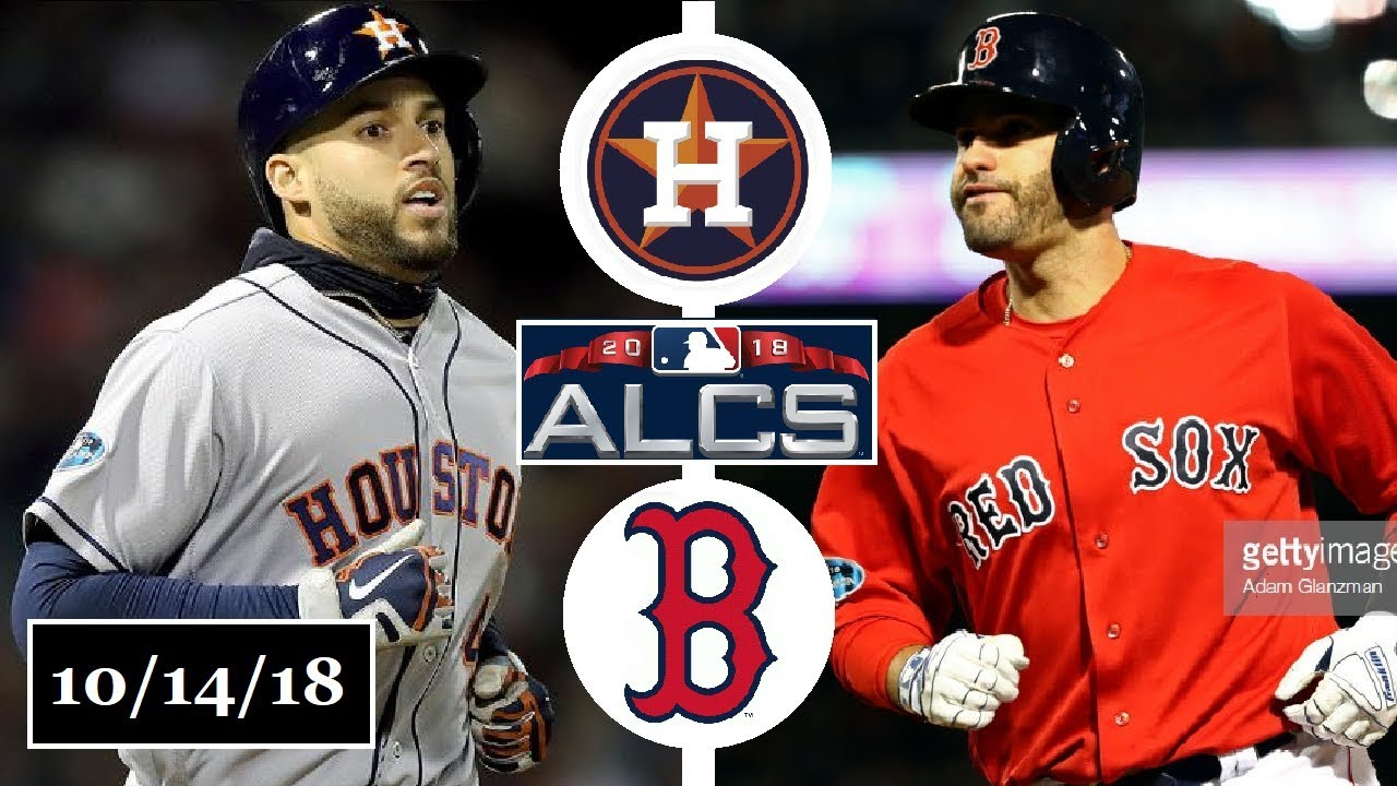 Red Sox take ALCS Game 2 in Style over Houston