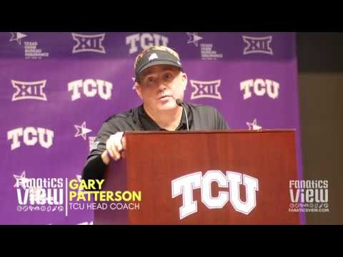 TCU Head Coach Gary Patterson Voices Frustration After Texas Tech Loss (Full Press Conference)