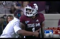 Texas A&M Holds on to beat No. 13 Kentucky