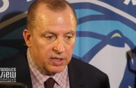 Tom Thibodeau discusses Derrick Rose's Performance and the T-Wolves Loss against Dallas