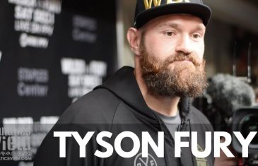Tyson Fury calls Anthony Joshua a 'Pussy' for turning down $80 million