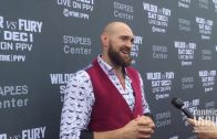 Tyson Fury discredits Deontay Wilder's Win Over Luis Ortiz Because of His Age
