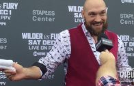 Tyson Fury says he will end heavyweight boxing in the U.S.