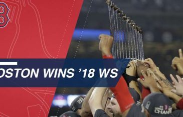 World Series Champion Boston Red Sox Celebrate in Los Angeles