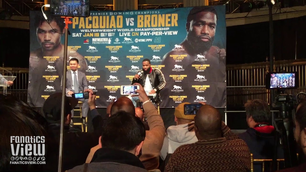 Adrien Broner doesn't want to hear about Floyd Mayweather Jr.