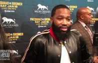 Adrien Broner says he always knew he'd get a shot against Manny Pacquiao