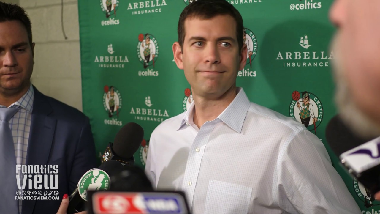 Brad Stevens on Celtics' lack of effort and defensive struggles