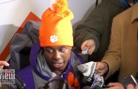 Dabo Swinney addresses the Tigers' disappointing loss to Syracuse