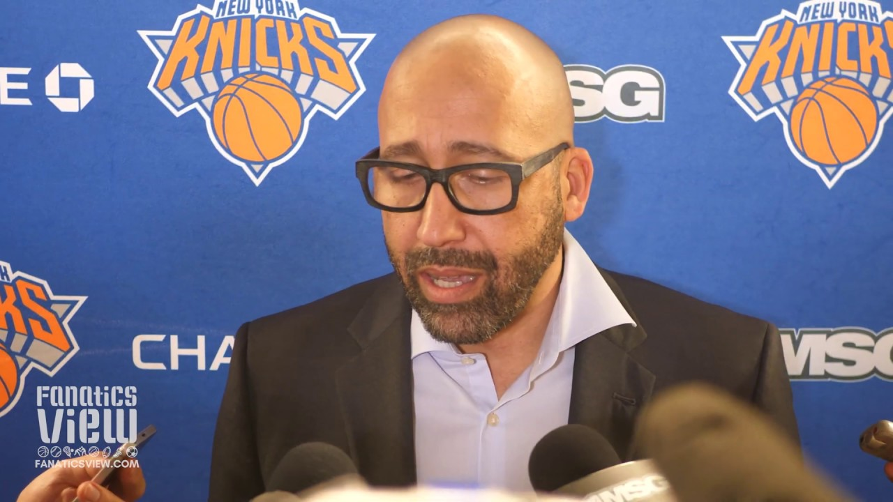 David Fizdale says Luka Doncic is a