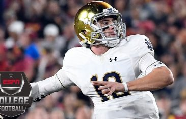 Is Notre Dame's No. 3 Spot Secure?
