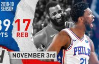 Joel Embiid goes off on Andre Drummond and Pistons