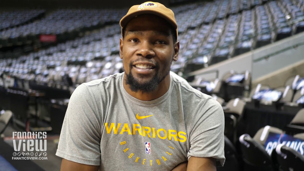 Kevin Durant talks Alex Smith, Washington Redskins, New York Giants & NFC East