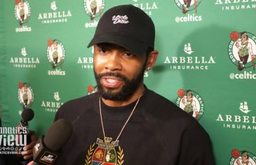 "Kyrie Irving on Luka Doncic, Celtics Struggles & Says ""We're Almost At Rock Bottom Point"""