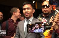 Manny Pacquiao says his last fight will be in the Philippines