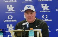 Mark Stoops on Kentucky's season to remember