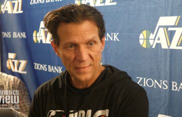"""Quin Snyder says Luka Doncic is """"In A Great Situation & Has Great Feel For The Game"""""""