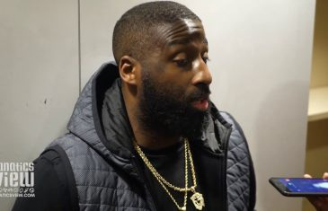 """Raymond Felton on Luka Doncic: """"HE'S VERY GOOD. He's Going to Be Alright"""""""