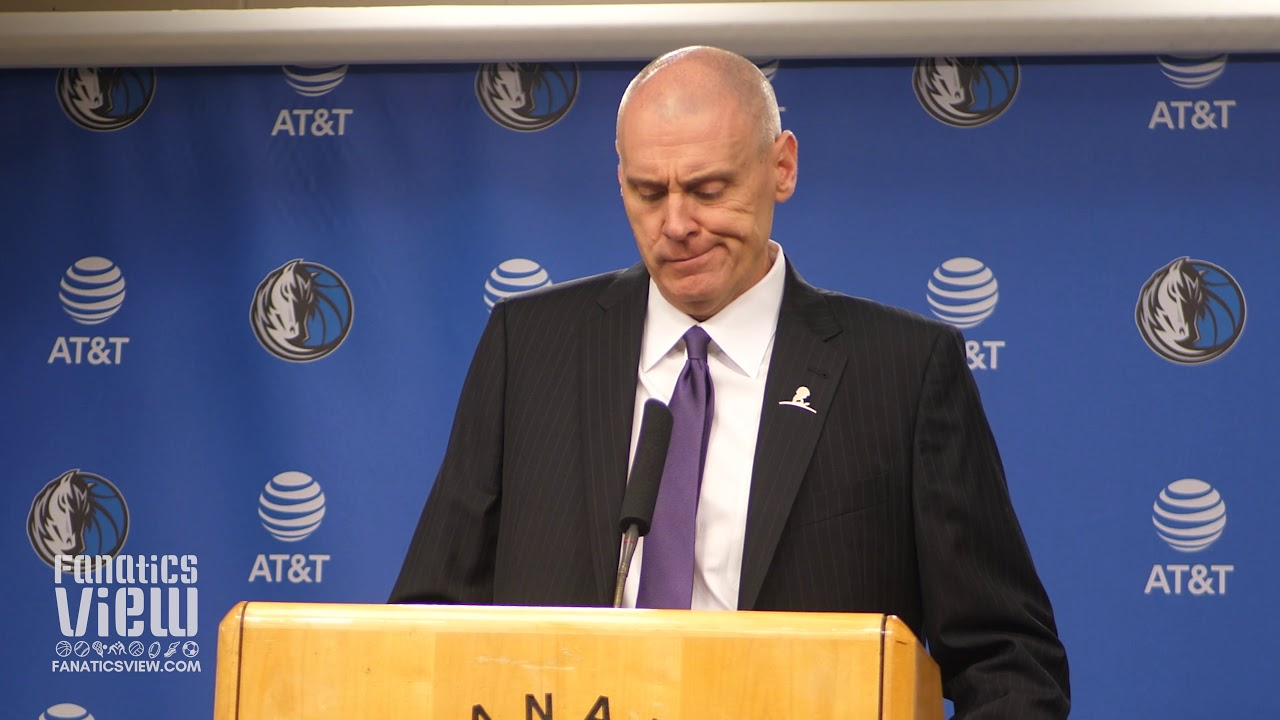 Rick Carlisle discusses Dennis Smith Earning Trust, Harrison Barnes and beating the Washington Wizards