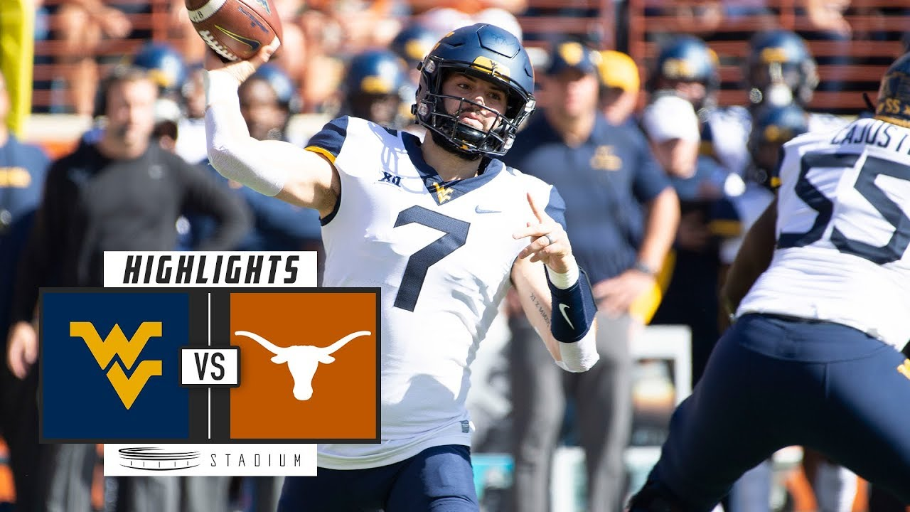 West Virginia completes late-game comeback win over Texas