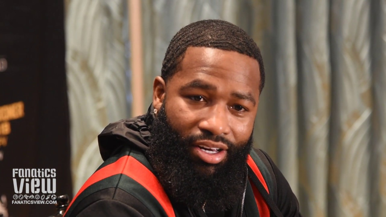 Adrien Broner looking to overcome the odds against Manny Pacquiao