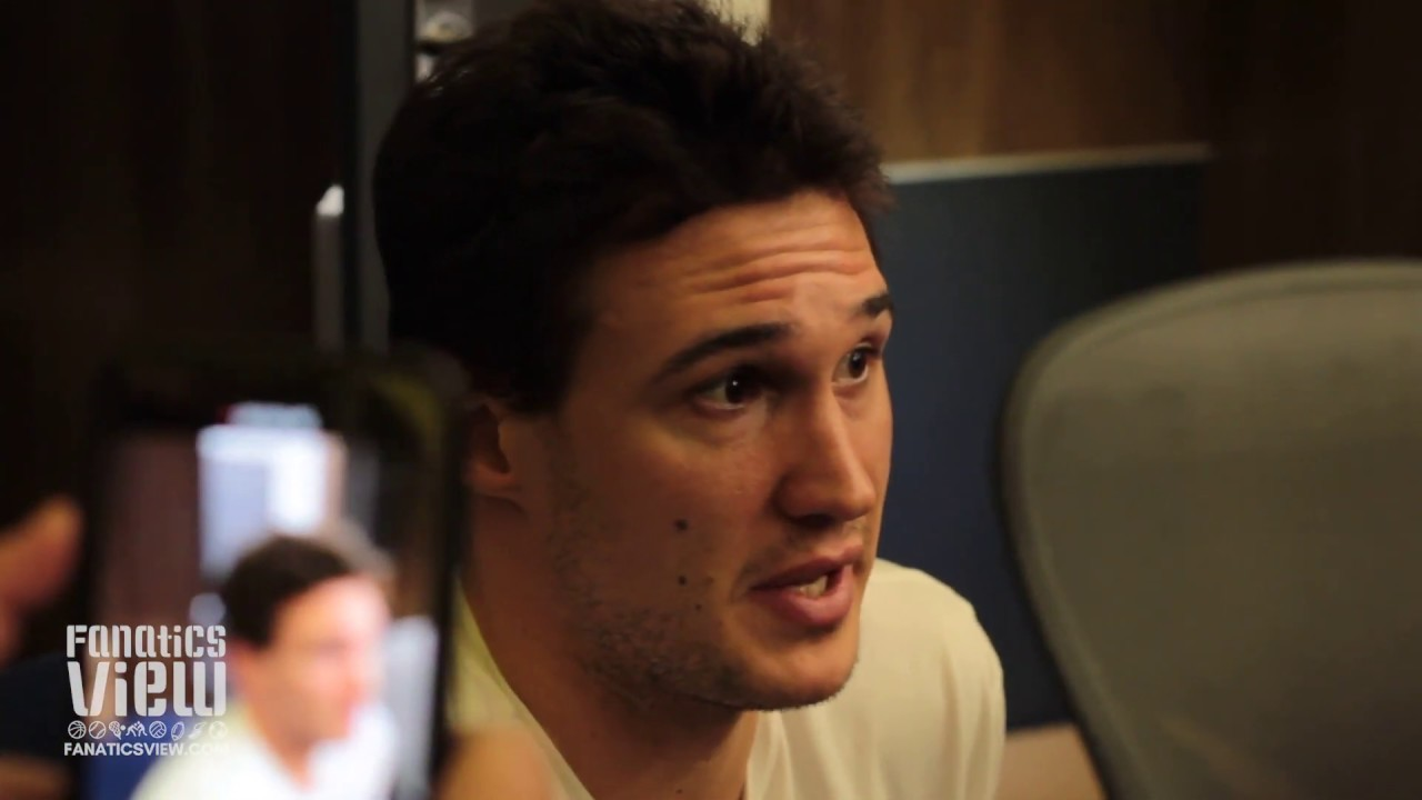 Danilo Gallinari speaks on Nikola Jokic Ejection & Clippers Win vs. Denver Nuggets