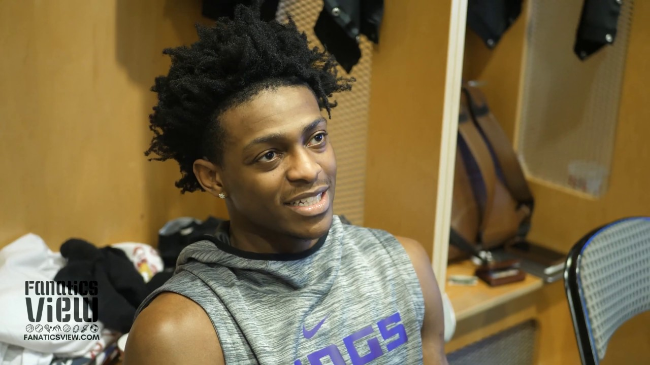 De'Aaron Fox on Luka Doncic, Dwyane Wade Retiring, One-Done Rule, Mavs Core & Sacramento Changes