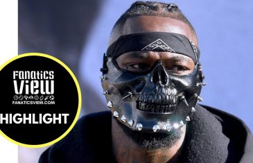 Deontay Wilder Arrives in BANE MASK at Weigh In & Final Face Off – Wilder vs. Fury