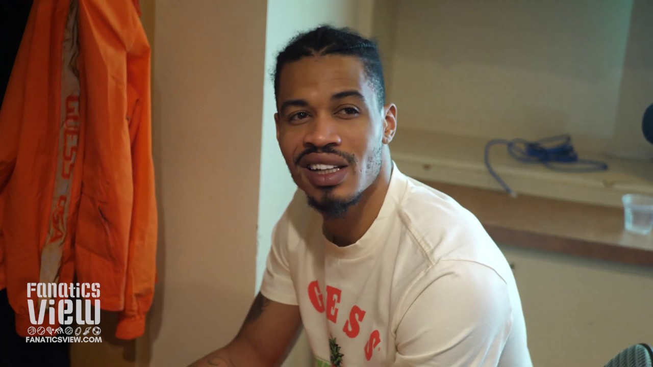 Gerald Green speaks on Rockets