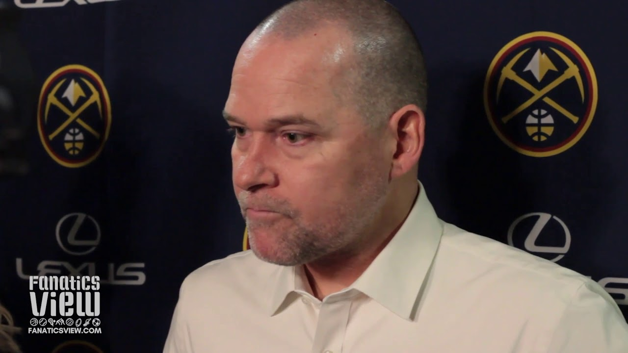 Mike Malone on Nuggets Loss to Clippers:
