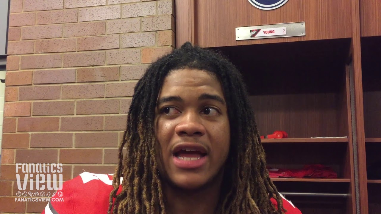 Ohio State DE Chase Young on Buckeyes: