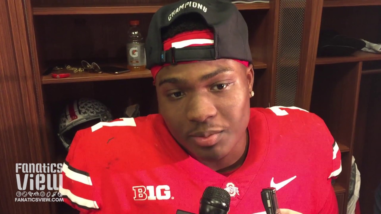 Ohio State QB Dwayne Haskins on Heisman Chances, NFL Future & Buckeyes Bowl Game