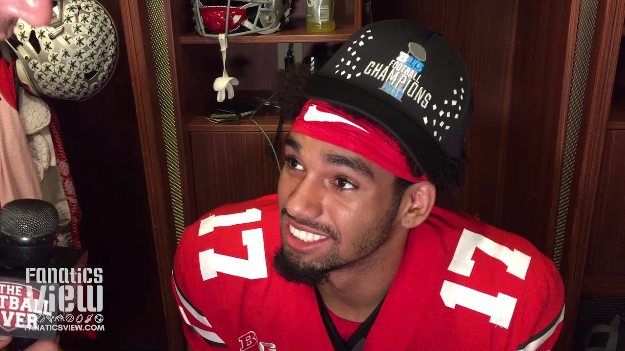 368cdf344 Ohio State WR Kamryn Babb on Buckeyes Brotherhood in the Locker Room