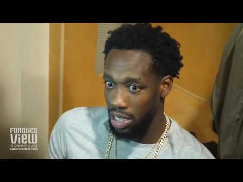 Patrick Beverley says Mavs Fan Told Him