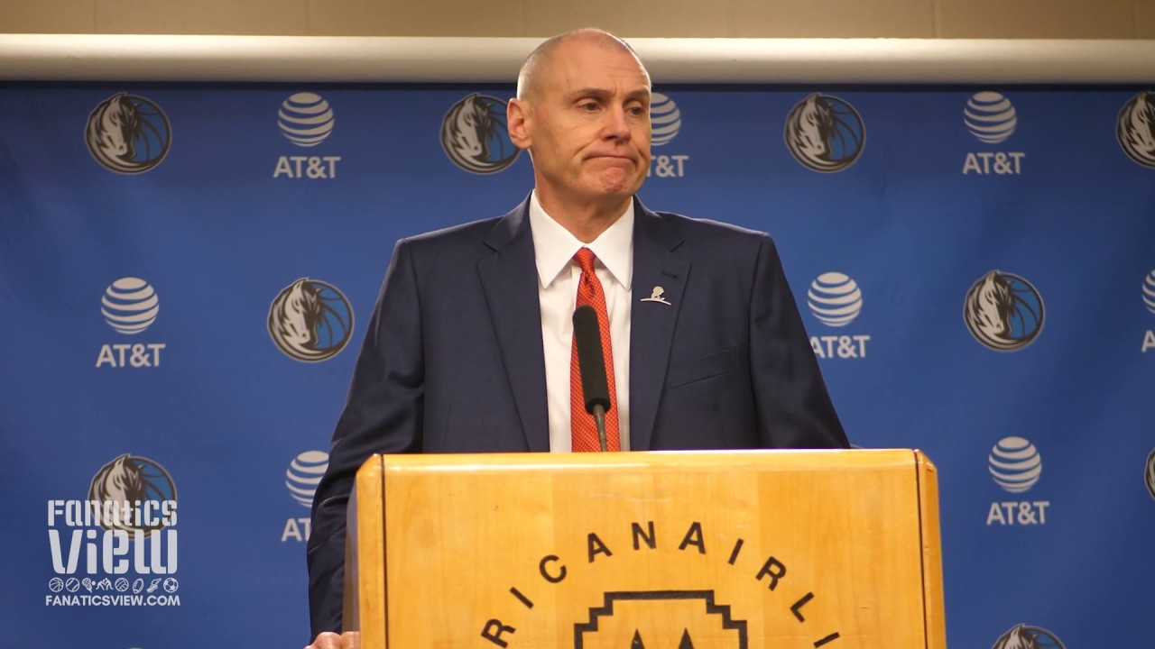 Rick Carlisle discusses Patrick Beverley & Dennis Smith Incident Along With the Mavs Victory Over the Clippers