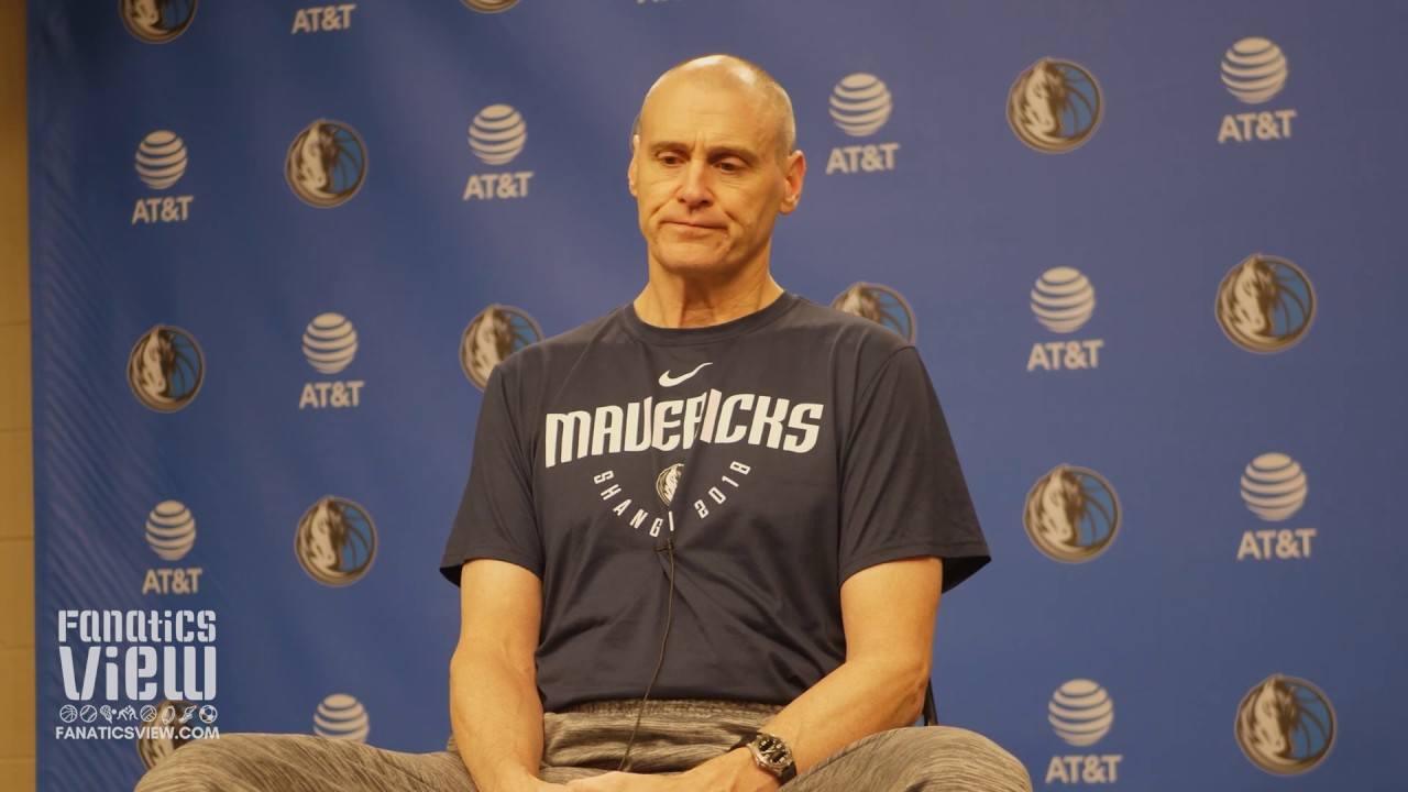 Rick Carlisle insists Luka Doncic's Injury Is Not Serious and discusses Doc Rivers, Dirk Nowitzki and the Clippers