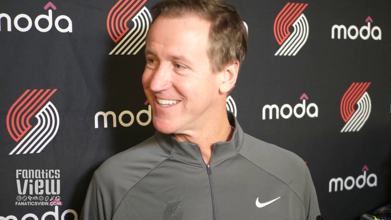 Terry Stotts speaks on Luka Doncic, Western Conference Being Stacked & Portland Having Former Mavs