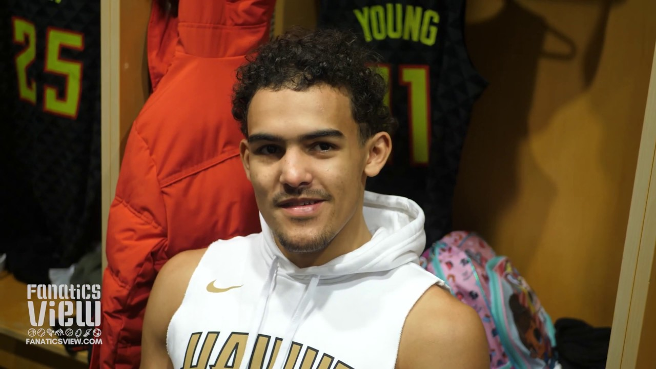 Trae Young talks Luka Doncic's Game, 2018 NBA Draft, Kyler Murray & Oklahoma Sooners