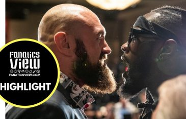 Tyson Fury is ok with underdog status against Deontay Wilder