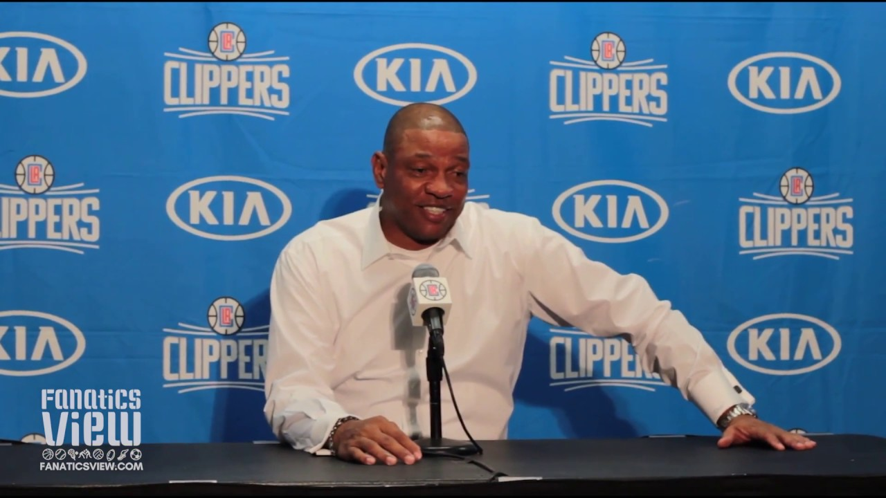 Doc Rivers tells Hilarious Chicago Bears Fan Story, Tony Parker in a Hornets Uniform & Marcin Gortat
