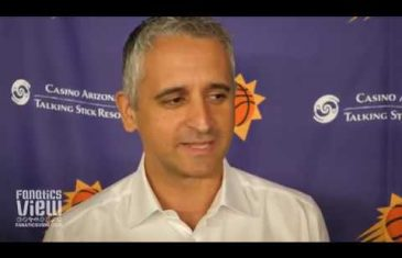 Igor Kokoskov on Luka Doncic Not Surprising Him, DeAndre Ayton & Slovenia Basketball