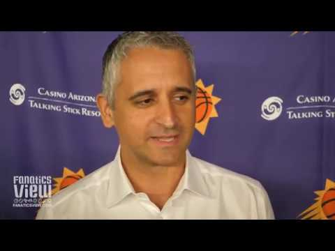 Igor Kokoskov on Luka Doncic Not Surprising Him, DeAndre Ayton & Slovenia Basketball