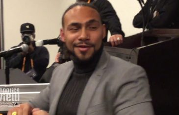 Keith Thurman is ready to reclaim himself as the #1 welterweight