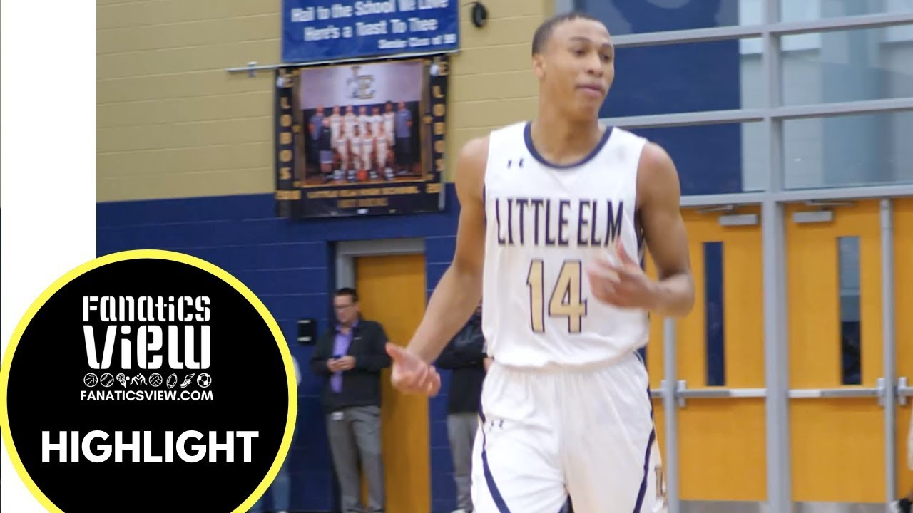 RJ Hampton leads INTENSE Comeback Win for Little Elm Over Denton Ryan