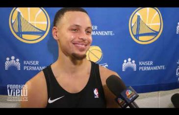 Steph Curry talks Luka Doncic, Message for Luka, Denver Nuggets & DeMarcus Cousins Return