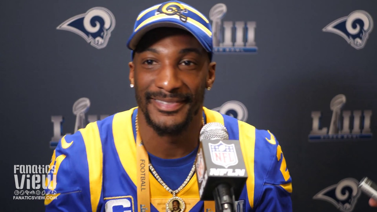 a48aca082 Aqib Talib on New England Patriots Culture vs. Los Angeles Rams Culture