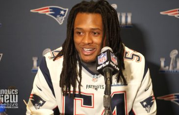 Dont'a Hightower gives insight into the Rams' offense.