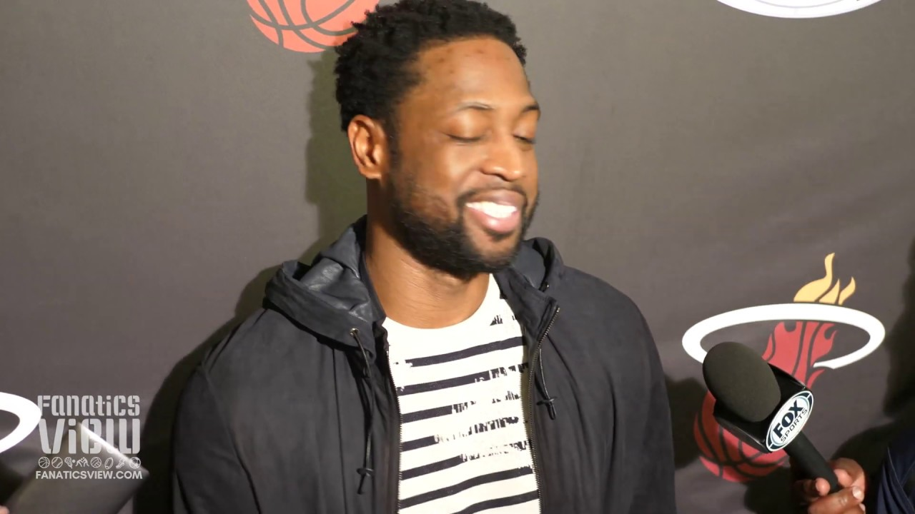 Dwyane Wade on Dirk Nowitzki Jersey Swap, Compares Luka Doncic to LeBron & Being a Hall of Famer