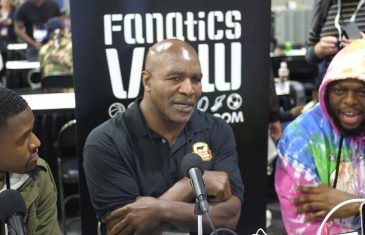 Evander Holyfield tells Legendary Story on Mike Tyson & Inner Workings of Becoming a Heavyweight
