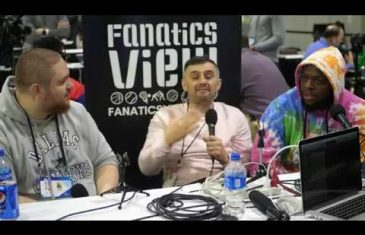 Gary Vaynerchuk talks New York Jets, Patriots Hate, Vayner Sports & Entrepreneurship