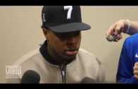 Kyle Lowry on Dirk Nowitzki's Legacy, His 3-Point Shot & Raptors Win vs. Dallas